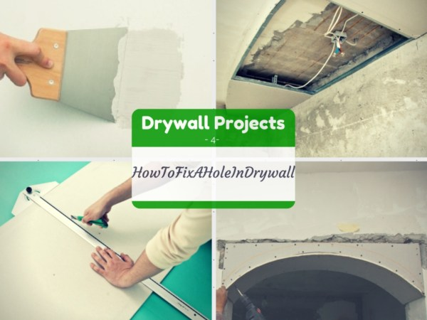 DIY drywall