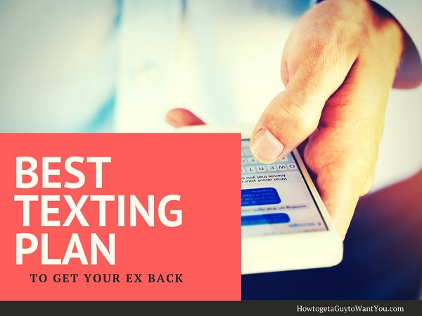 Get your ex back through texting