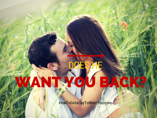 ex wants you back