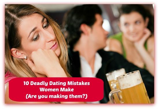 Avoiding dating mistakes
