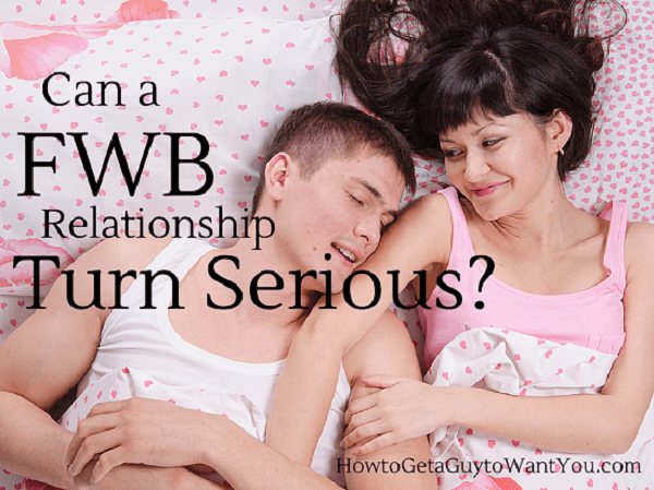 Can fwb become relationship