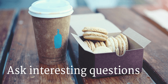questions in online dating profile