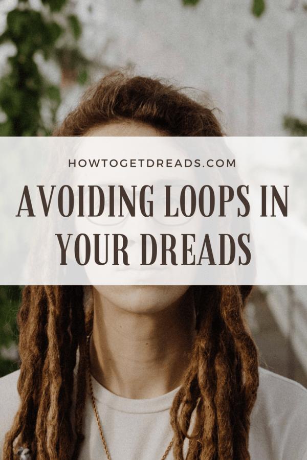 loops in dreads