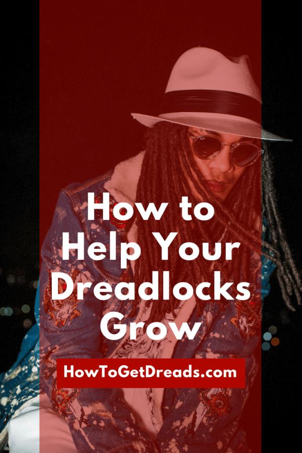 grow dreads