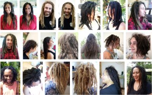 Divine Dreadlock Grid