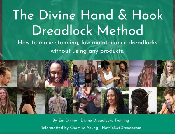 The Divine Hand & Hook Dreadlock Method Free Course