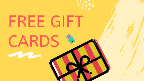 gift cards guide online