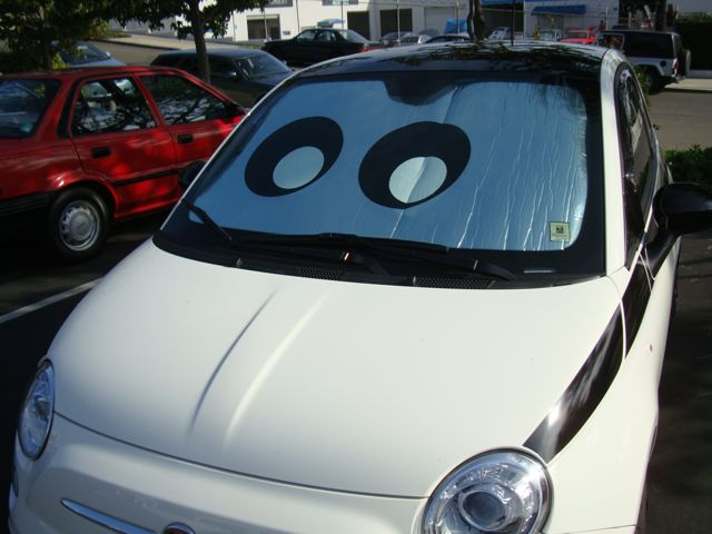 Car Sun Protector >> How To Protect Your Car From The Sun This Summer | How to Grow a Moustache