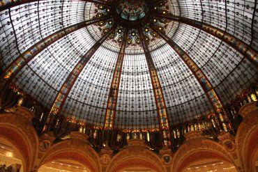Coupole Galerie Lafayette