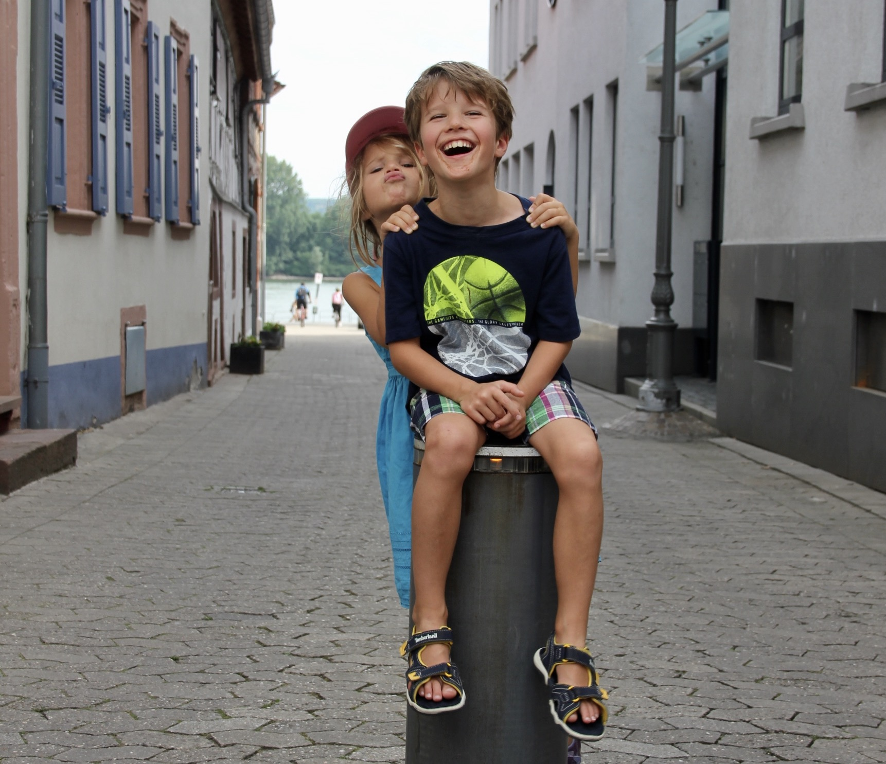 Summer camps in Germany