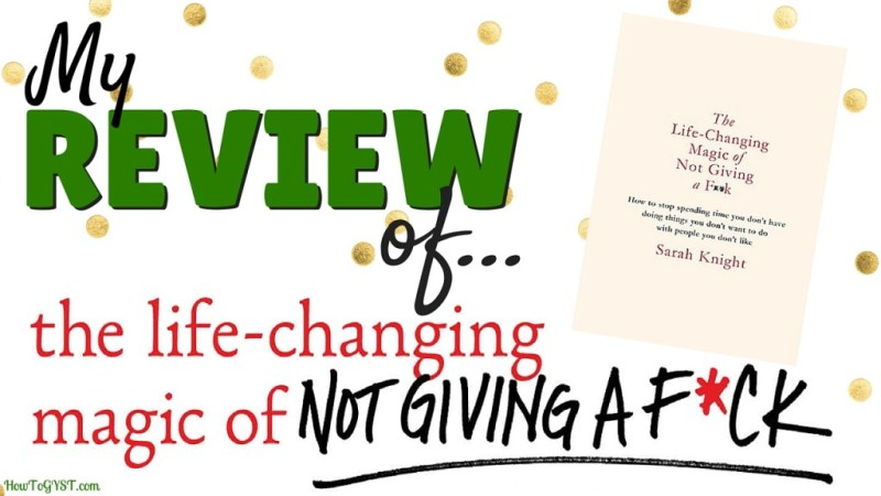 "Review of ""The Life-Changing Magic of Tidying Up"""