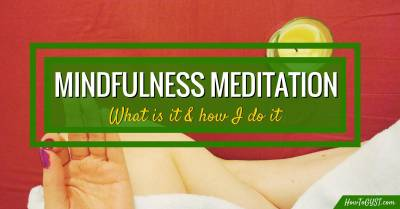 A (former) skeptic's guide to mindfulness meditation. Beginner? This is about as basic as it gets.
