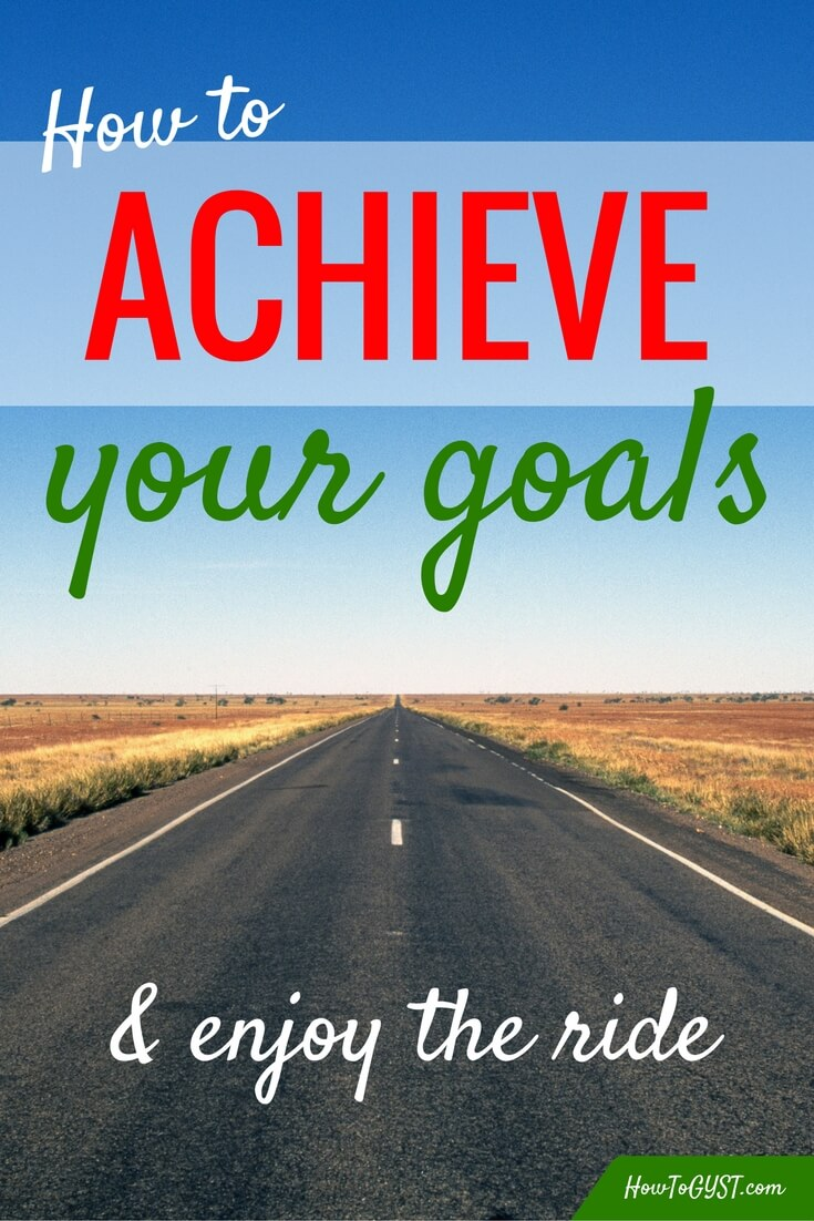 """To achieve goals, you may have the """"what"""" and the """"why""""... Here's the """"how""""."""