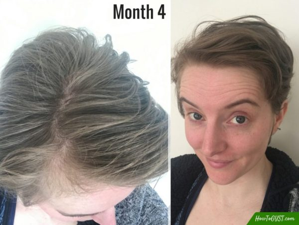 No 'Poo Method: My experience 4 months in | No shampoo method | no shampoo hair care | haircare routine | shampoo alternatives | no 'poo update | no 'poo pictures | no 'poo challenge | no shampoo challenge | no shampoo update | no shampoo pictures | before and after photos