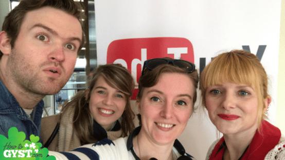 May 2017 YouTube Creator RoundTable Morrison Hotel Dublin