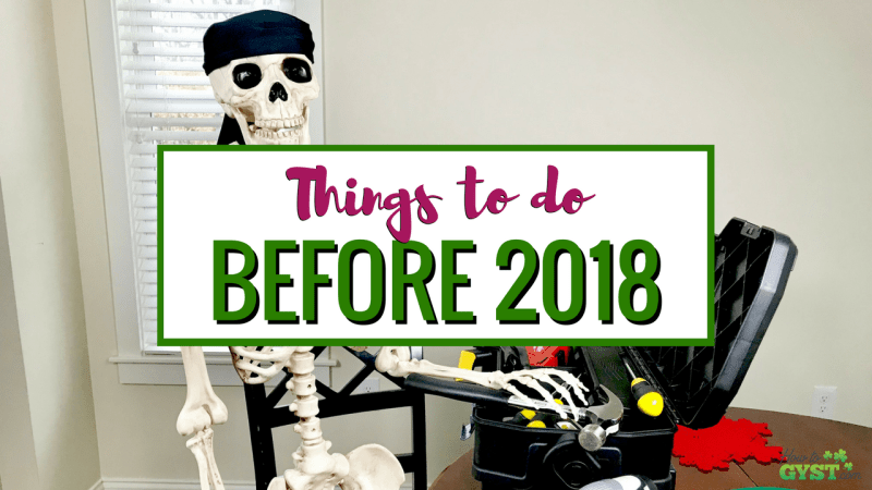 Top 10 posts of 2017 – #6. Things To Do Before The New Year | 9 Things To Do Before 2018