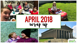 April 2018 wrap up post for HowToGYST.com