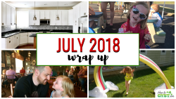 July 2018 Wrap Up post | HowToGYST Monthly Highlights