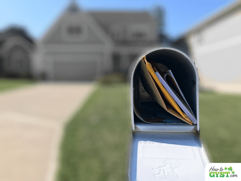 Here's where you need to change your address if you're moving so you don't lose mail| Moving house | Moving tips | US / American mailbox | Post | USPS