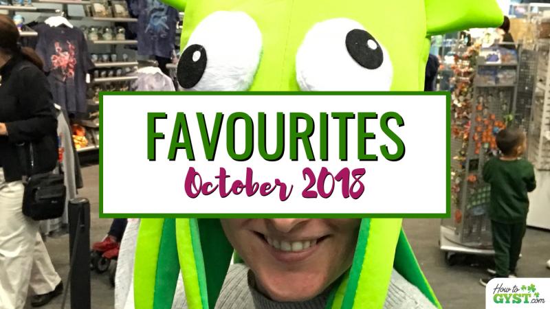 October 2018 Favourites | Everything I bought in September 2018, post KonMari Method