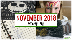 November 2018 wrap up post for HowToGYST.com