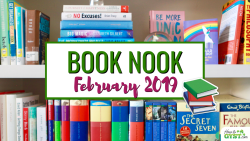 Book Nook | Book reviews | Goodreads reading challenge 2019