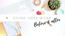 "Cal Newport's ""Deep Work"" - what is it and does it work?"
