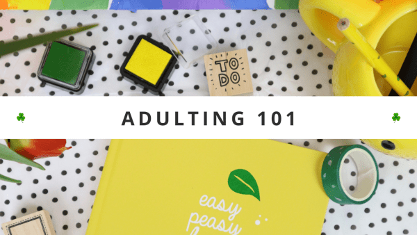 How To Adult • Essential Life Skills • Adulting 101