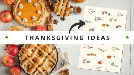 Fun Thanksgiving Ideas • 18 Thanksgiving Activities For Families