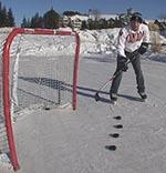 How to Snipe Top Shelf on Your Backhand