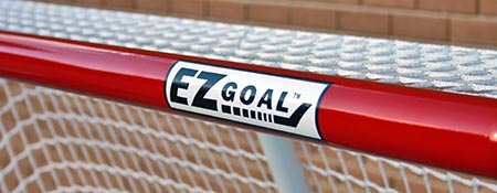 EZ goal hockey net review