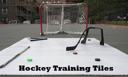 hockey training tiles