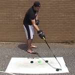 off ice toe drag tutorial