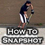 How to Take a Snapshot – Off Ice Tutorial