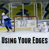 Using your Edges in Dekes – NHL Examples