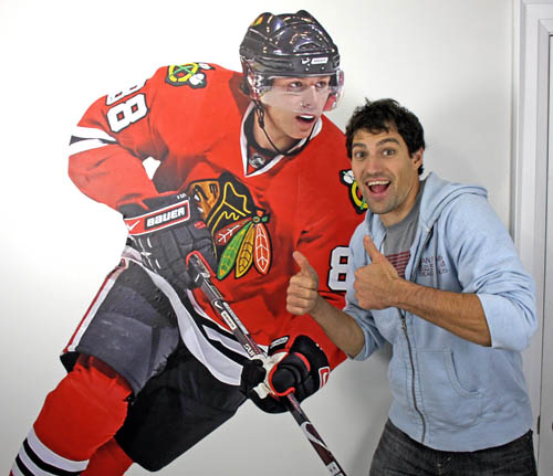 Patrick Kane is in my Room (and could be in your's too!)
