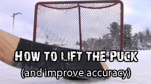 How to Raise the Puck and improve your accuracy