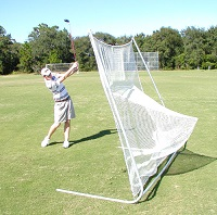 golf net for hockey