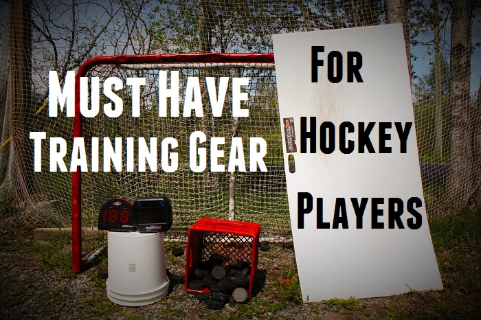 Start Training at Home – The Essential Gear Every Hockey Player Needs