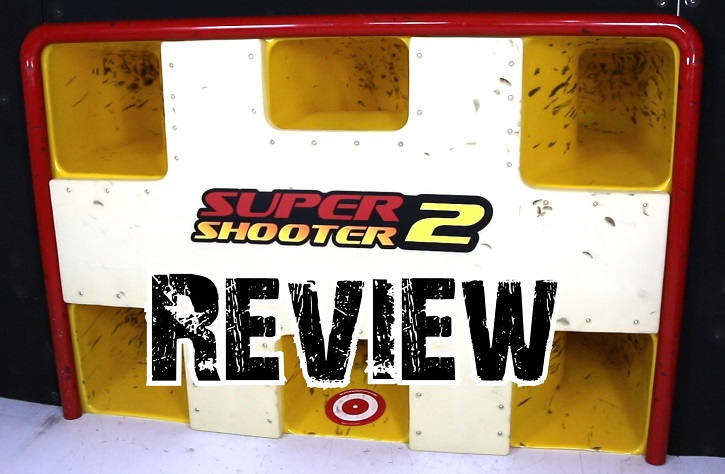 Super Shooter Review – A Net for Serious Training
