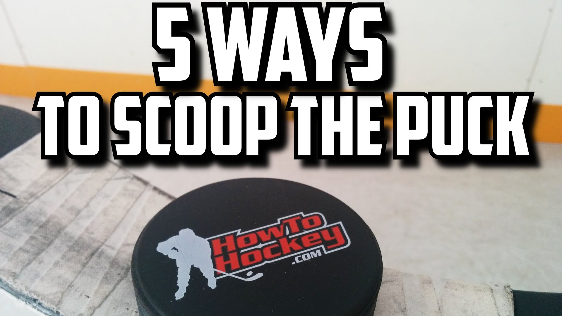 5 ways to pick the puck up off the ice
