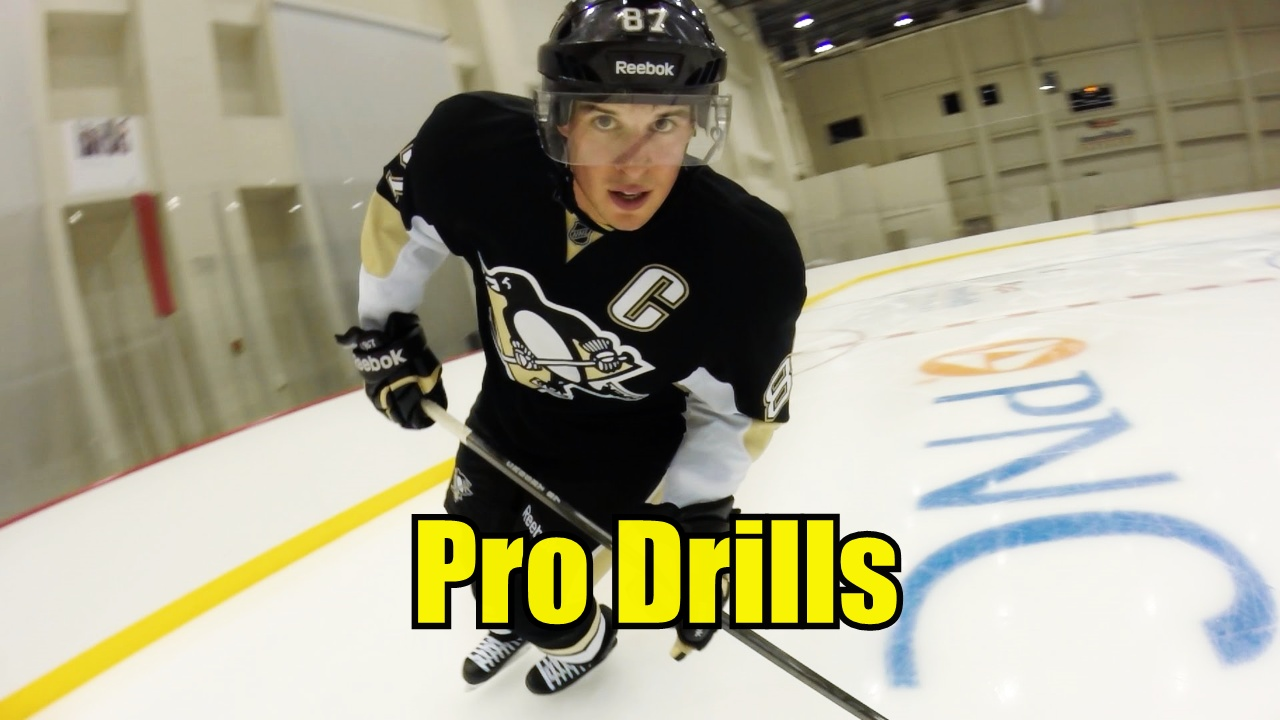NHL Stickhandling Drills