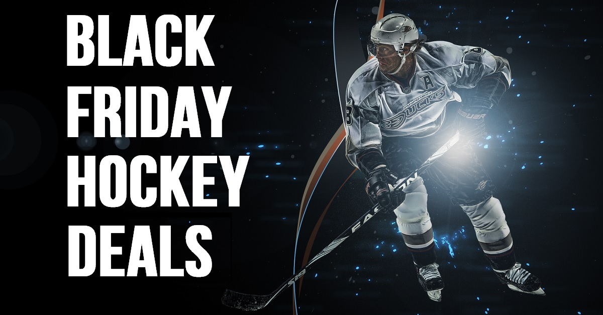 Black Friday Hockey Deals 2018 edition
