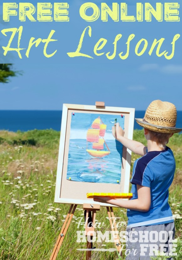 Free Online Art Lessons and Tutorials