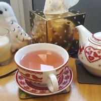 Slow down, enjoy your tea.