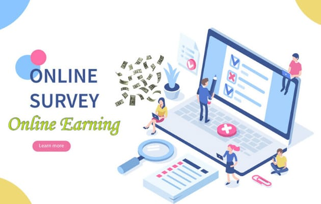 How to Make Money Online from Surveys