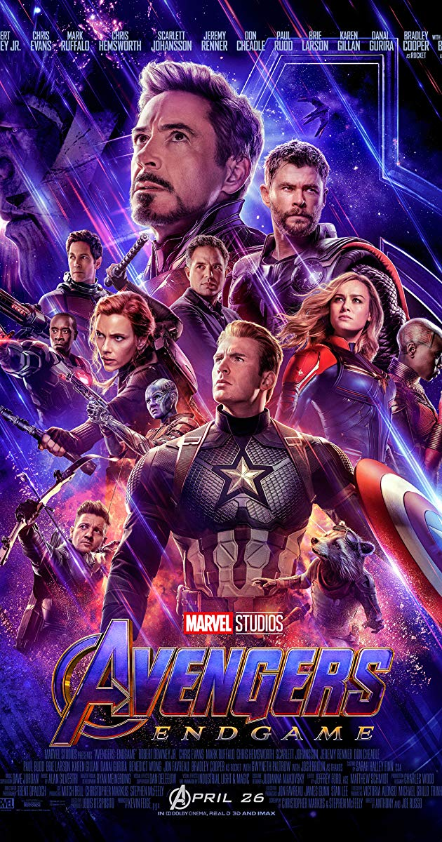 Avengers End Game Download Review
