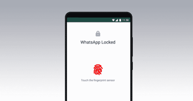 Lock WhatsApp App With Your Fingerprint, Face on Android or iOS