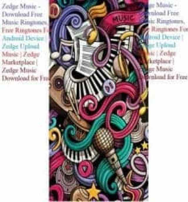 Zedge Music - Download Free Music Ringtones, Free Ringtones For Android Device