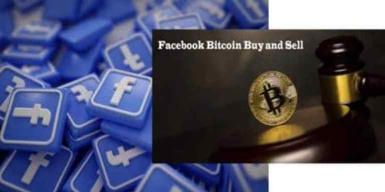 Facebook Bitcoin Buy and Sell